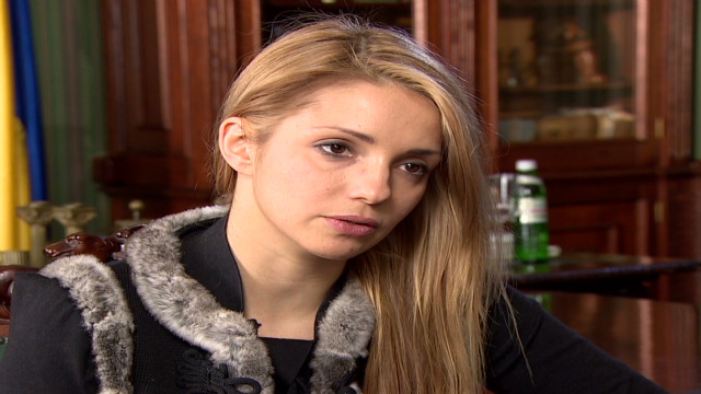 Daughter on Tymoshenko's jail ordeal