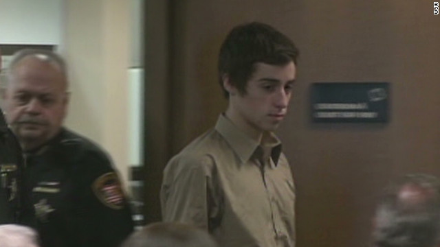 Ohio school shooting suspect in court
