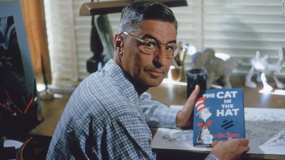 "Theodor Seuss Geisel, ""Dr. Seuss,"" read a poem for his 1977 address to Lake Forest College. This is it in its entirety: ""My uncle ordered popovers/from the restaurant's bill of fare./And, when they were served,/he regarded them/with a penetrating stare./Then he spoke great words of wisdom/as he sat there on that chair:/'To eat these things,'/said my uncle,/'you must exercise great care./You may swallow down what's solid/BUT/you must spit out the air!'/And as you partake of the world's bill of fare,/that's darned good advice to follow./Do a lot of spitting out the hot air./And be careful what you swallow."""