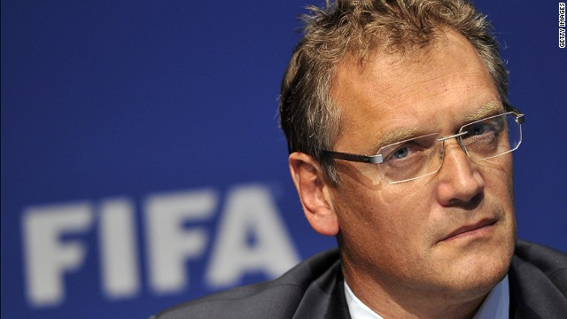Jerome Valcke: Match fixing a 'disease'