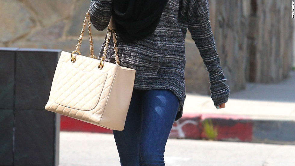 Ashley Tisdale goes to a recording studio in Los Angeles.