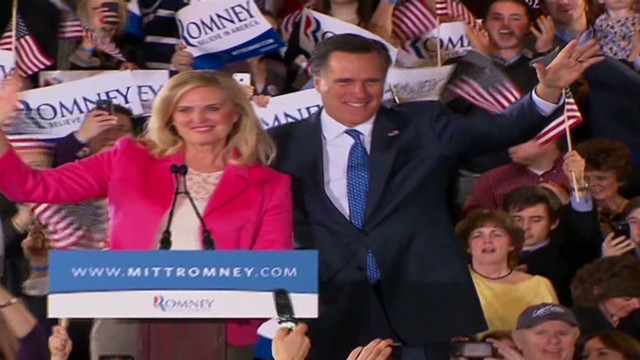 Romney's campaign costs adding up