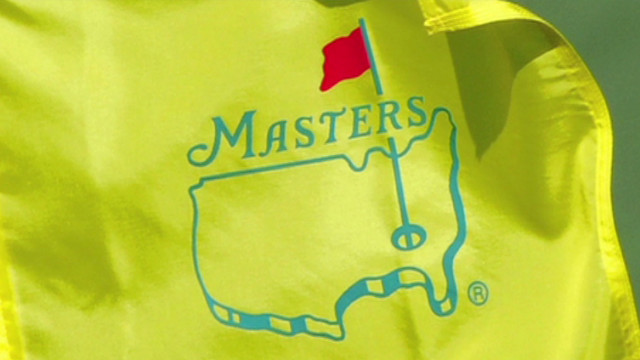 Masters first-timers should arrive early