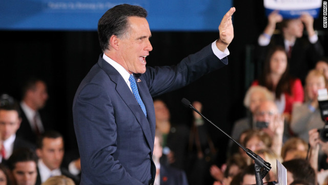 Mitt Romney's campaign costs adding up