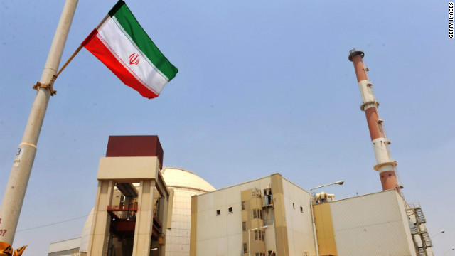 US and Europe have imposed sanctions on Tehran's crude oil exports amid concerns that it is trying to develop a nuclear bomb.