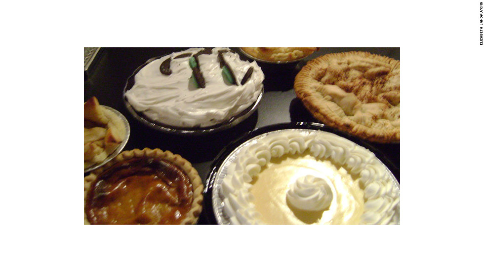 "<a href=""http://eatocracy.cnn.com/2012/03/14/national-pie-day/"">CNN's Eatocracy blog</a> has lots of pie recipes for you to try. Pi Day is also Albert Einstein's birthday."