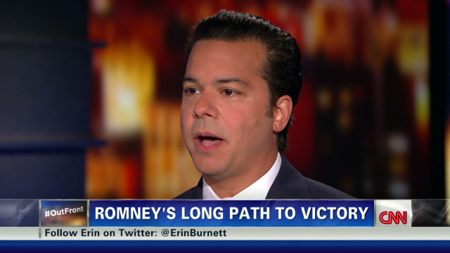 Romney's paths to the nomination