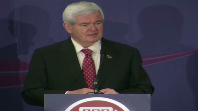 Gingrich: Energy Department won't fix gas
