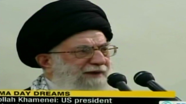 Iran's leader: Obama comments 'positive'