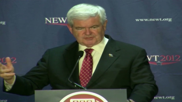Gingrich: 3 ways to up U.S. oil supply