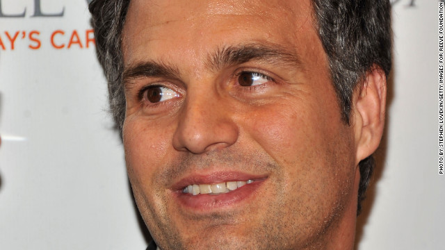 2011: Mark Ruffalo fights 'fracking'