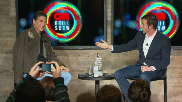 cnn grill sxsw rick perry advice for romney_00002613