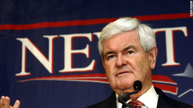 Political scientist Stephen Krason says it's time for Newt Gingrich to bow out of the 2012 GOP presidential primary.