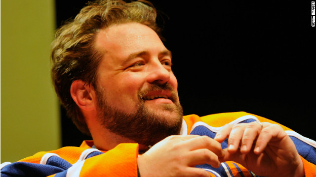 """Clerks"" and ""Mallrats"" creator Kevin Smith said he'd lost the passion for filmmaking when he started his weekly podcast."