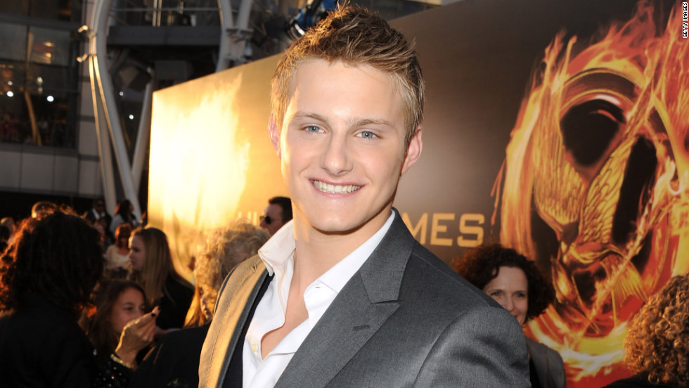 Cato, played by Alexander Ludwig, comes from District 2, the masonry district. He's a master swordsman and can wield a machete.
