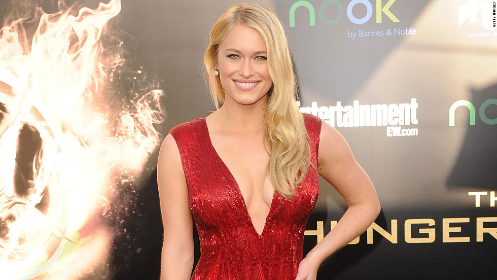 Glimmer, played by Leven Rambin, is also from District 1.