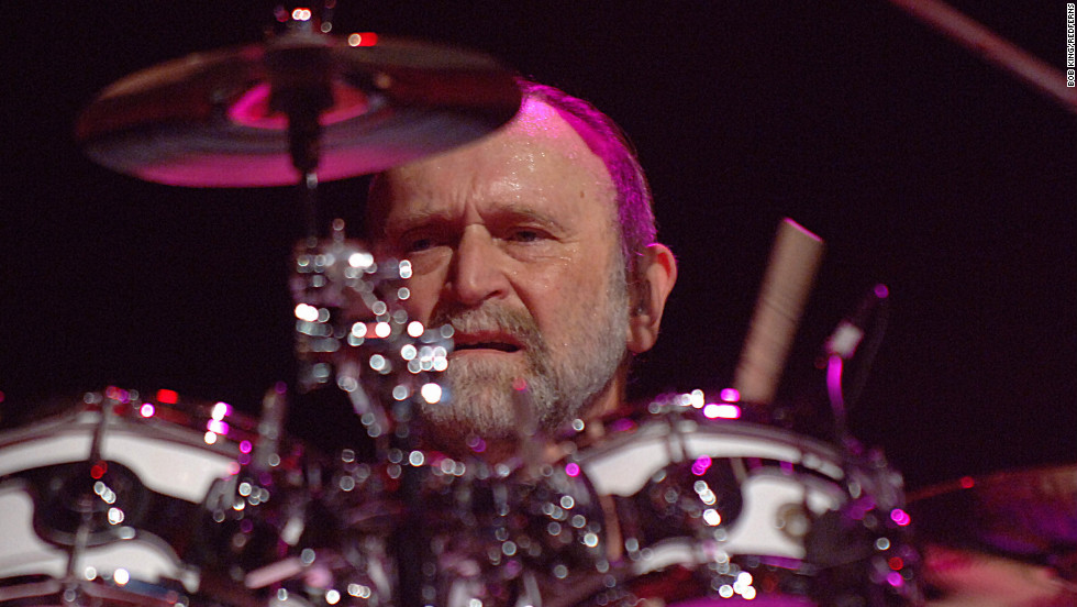 "Doobie Brothers drummer <a href=""http://www.cnn.com/2012/03/13/showbiz/music/michael-hossack-dead-rs/index.html"" target=""_blank"">Michael Hossack </a>died at his home in Dubois, Wyoming, on March 11 at the age of 65 after battling cancer for some time."