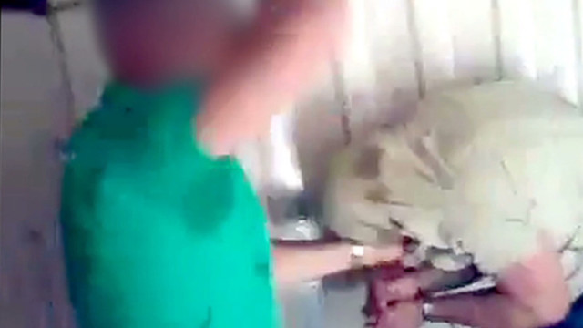 Syria: Torture captured on video