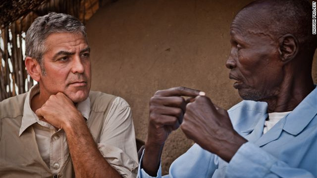 Clooney: Sudanese still living in fear