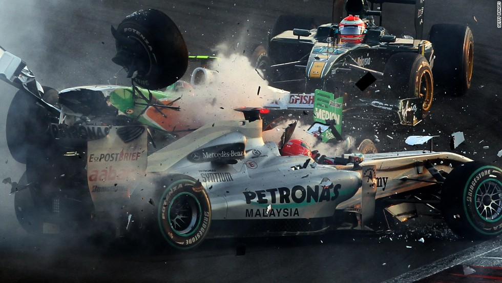 "In previous seasons, cars had to pass crash tests in order to compete in races. Now, cars must pass the FIA's 18 mandatory tests before the official preseason test events. ""It is indefensible to have drivers testing cars in the winter that haven't met the safety standards we demand for a race,"" said Whiting."