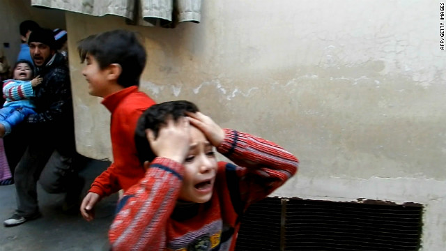 Syria: How a year of horror unfolded