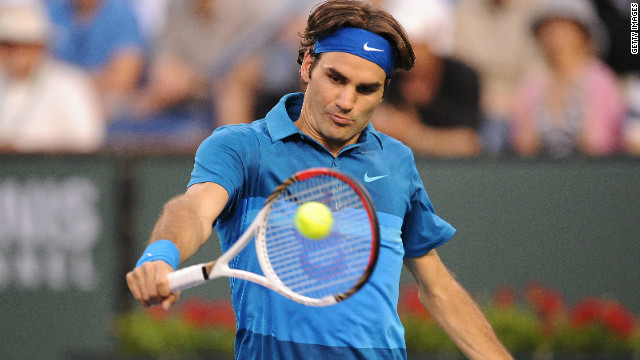 Former world No. 1 Roger Federer won this tournament three times in a row between 2004 and 2006.
