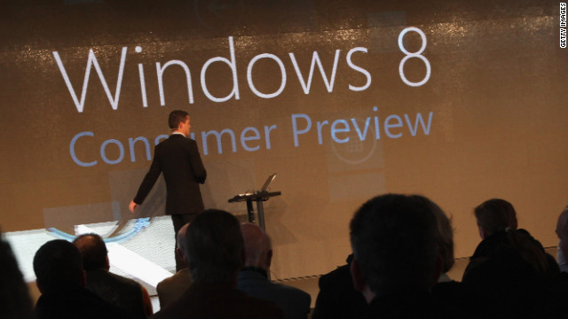 Windows 8 is available in a beta format now and is expected to be released as a finished product this fall.
