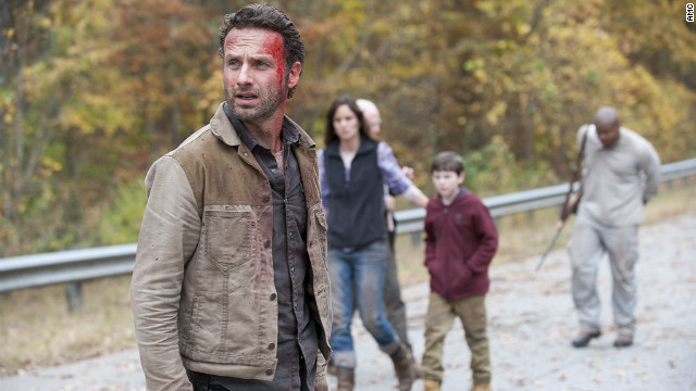 """The Walking Dead"" recently more than doubled its premiere rating from two years ago."