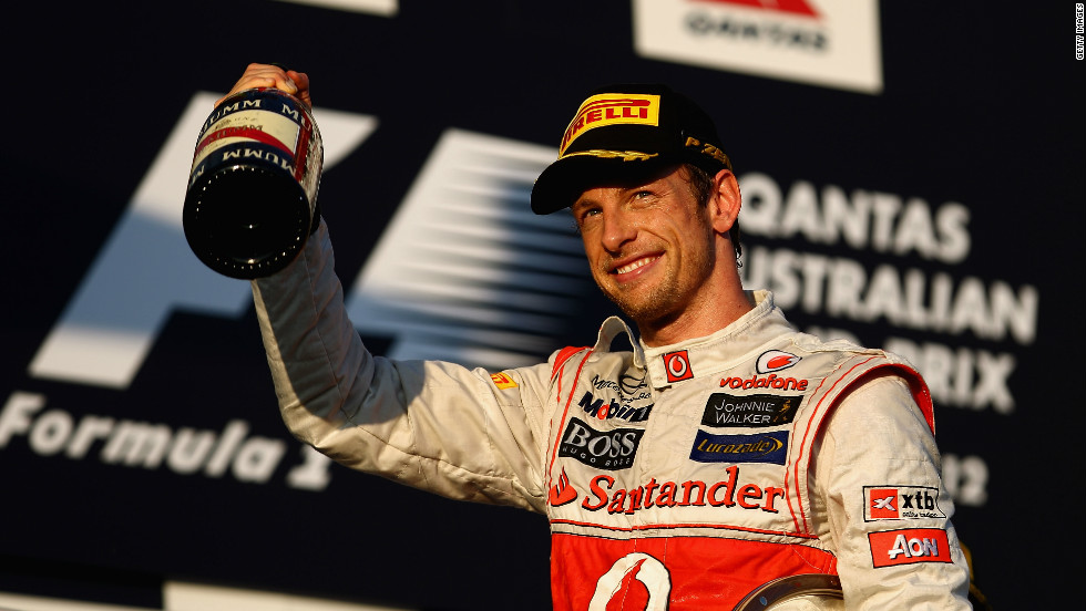 Jenson Button started the season in fine style, but has struggled to keep up with his McLaren teammate Hamilton since winning the opening race in Australia.
