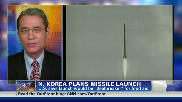North Korea plans missile launch