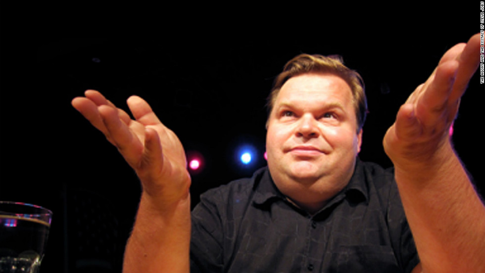 "Mike Daisey: The performer of ""The Agony and Ecstasy of Steve Jobs"" had his story about Apple factories retracted by ""This American Life."""