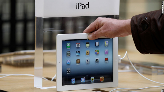 iPad users, beware of data costs