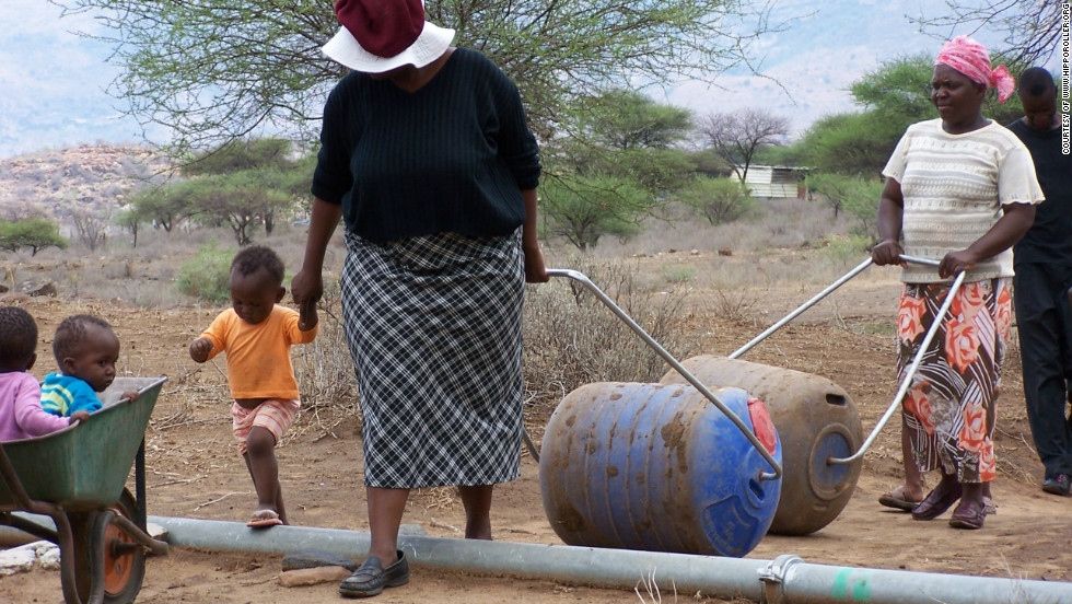 "Around 38,000 Hippo Rollers have been distributed over the past 15 years helping over a quarter of a million people, according to <a href=""http://www.hipporoller.org/"" target=""_blank"">hipporoller.org</a>."