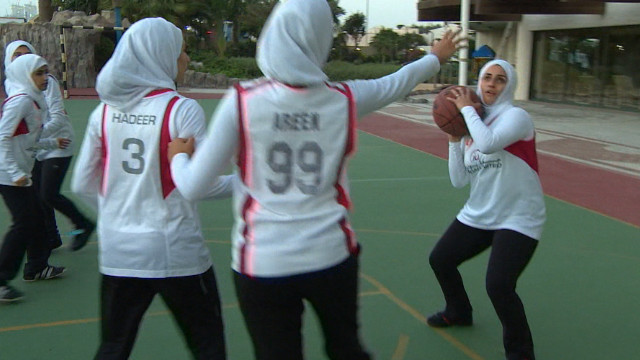 Olympic dreams elude Saudi women