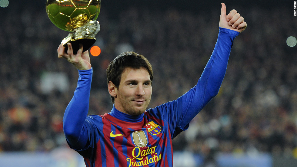 France Football magazine has released a list of the highest-earning players in world soccer. Three-time World Player of the Year Lionel Messi of Barcelona tops the list, earning $52 million in wages and sponsorship deals.