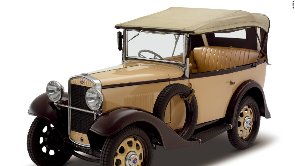 The Datsun Model 12 came out in October 1933.The next year, the first Datsuns are exported out of Japan.
