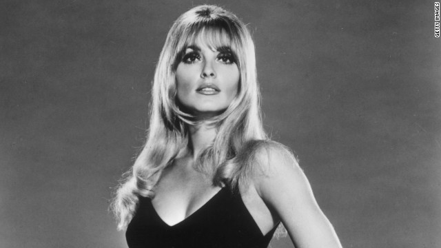 Actress Sharon Tate, shown here in a studio portrait taken in 1965, is still the subject of pop culture curiosity.