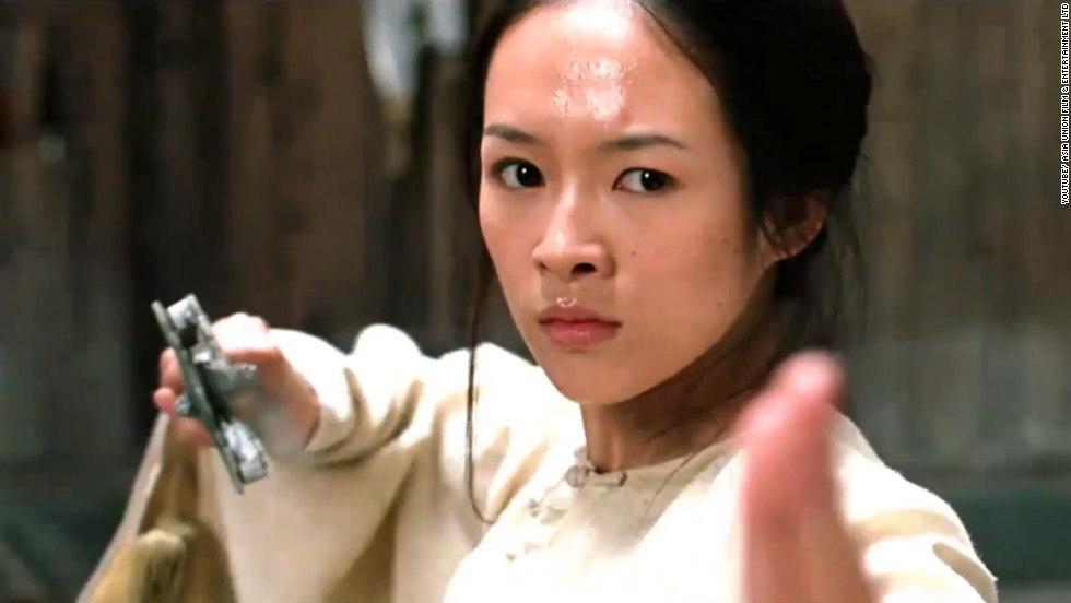 "In ""Crouching Tiger, Hidden Dragon"" (2000), Yu Shu Lien, played by Michelle Yeoh, and Li Mu Bai, played by Chow Yun Fat, are Wudang warriors in pursuit of a stolen sword who encounter the skilled teenager Jen Yu, played by Ziyi Zhang (pictured here). The fight sequences and the epic tale led to an Academy Award for best foreign language film."