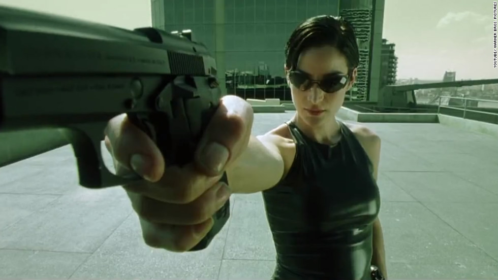 "Neo may have been ""The One"" to lead the rebellion against the machines controlling humans in ""The Matrix"" (1999), but he certainly got a lot of help from Trinity. In the movie, Trinity, played by Carrie-Ann Moss, is also a hacker who helps free Neo from the Matrix and saves Neo many times with her martial arts and gun skills."