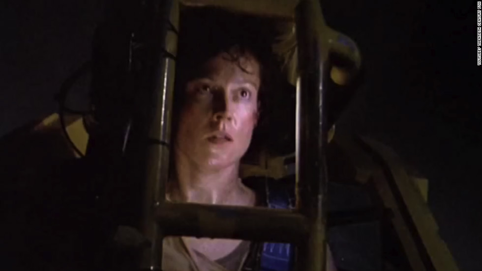 "In ""Alien"" (1979), Sigourney Weaver starred as Lt. Ellen Ripley, a warrant officer who fights against an extraterrestrial creature that is killing off the crew on a space mining ship. The character was so popular that it spawned sequels, comic books and video games and <a href=""null"">broke down gender barriers in the action/sci-fi genre</a>. She went on to receive an Oscar nomination for best actress for the sequel ""Aliens"" in 1986."