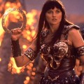 lucy lawless xena heroine