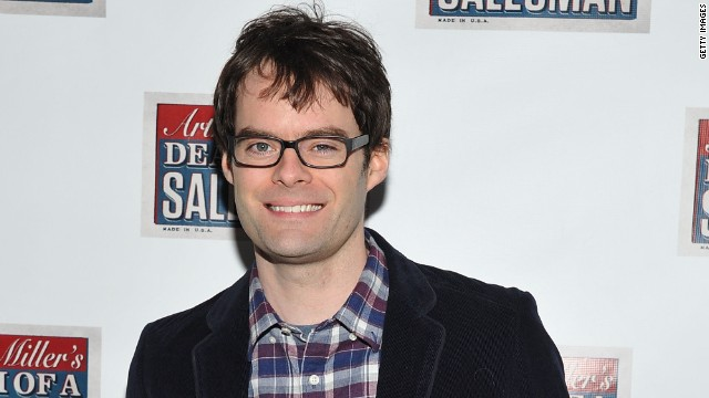 Bill Hader has joined Mindy Kaling's pilot to play her ex-boyfriend Tom.