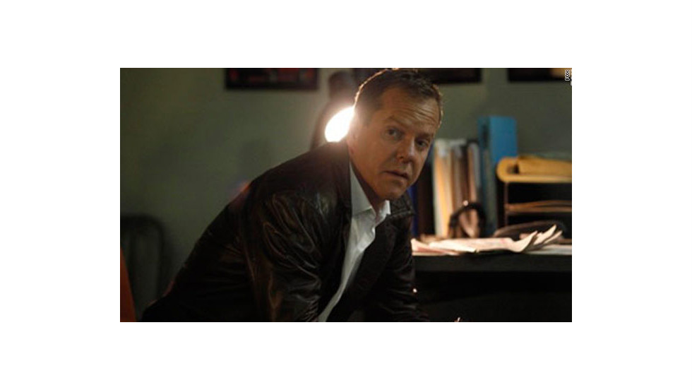 """<strong>""""24"""" complete series</strong>: Kiefer Sutherland stars as Jack Bauer in this unique television series in which the entire season takes place in one day, with each of the 24 episodes covering one hour and told in real time. <strong>(Hulu) </strong>"""