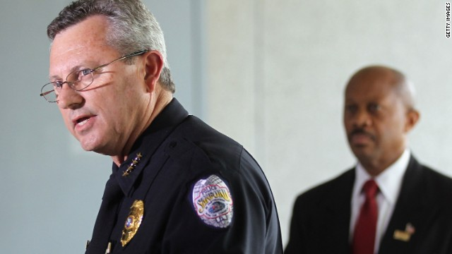 Sanford police chief firing raises eyebrows