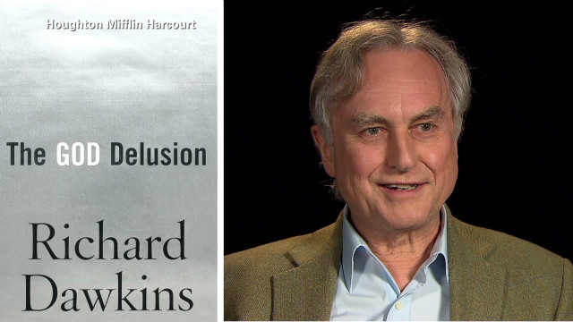 Richard Dawkins explains atheist rally _00001520
