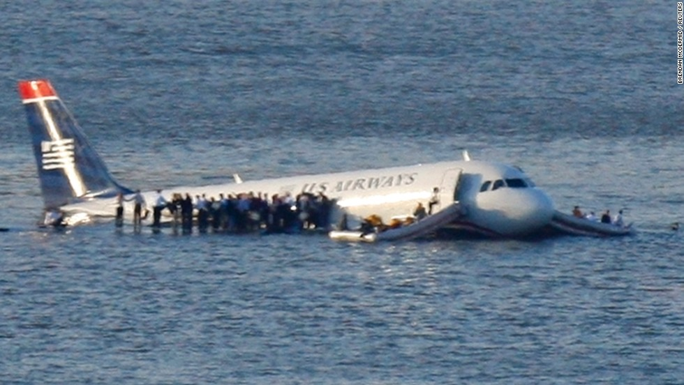 the ditching of flight 1549