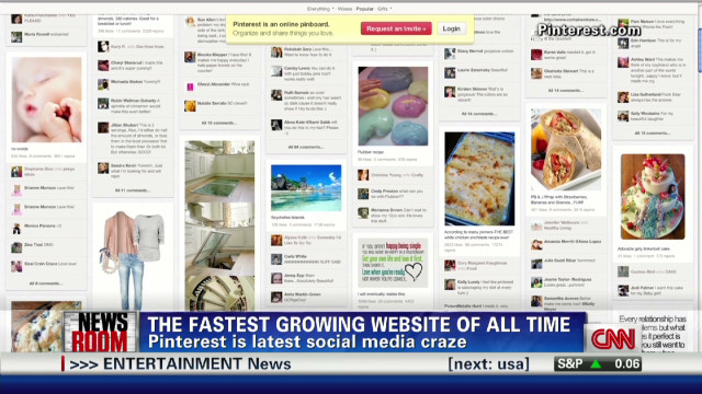 Is Pinterest the new Facebook?
