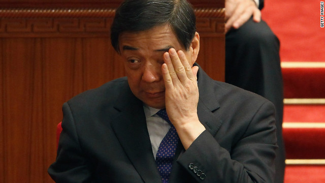 Once considered a top contender for the Politburo, Bo Xilai was stripped of his legislative membership.