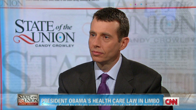 Obama adviser on health care, 2012 race