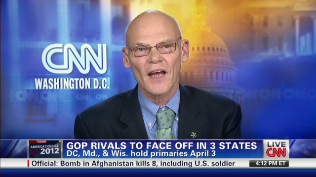 Carville: GOP has damaged its brand
